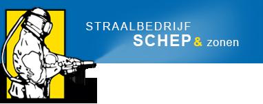 Straalbedrijf Schep en Zonen B.V. Logo